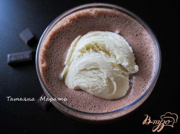 Рецепт Шоколадный напиток с овсянкой