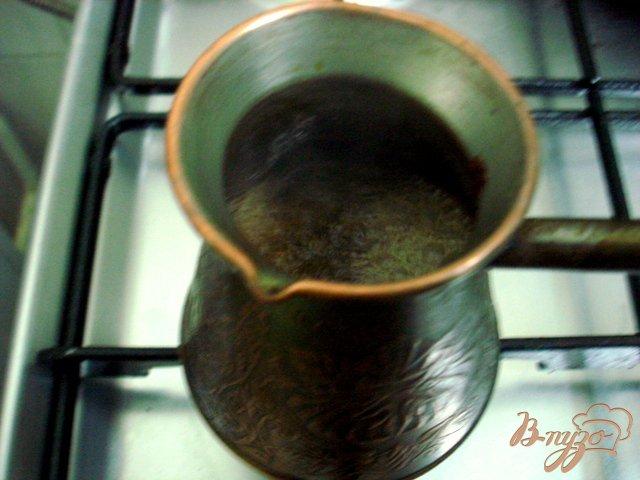 Фото приготовление рецепта: Кофе по-варшавски шаг №5