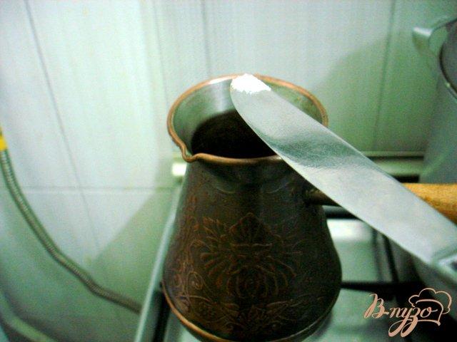 Фото приготовление рецепта: Кофе по-варшавски шаг №4