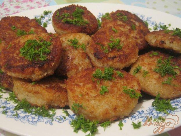 Рецепт Рыбно-картофельные котлеты