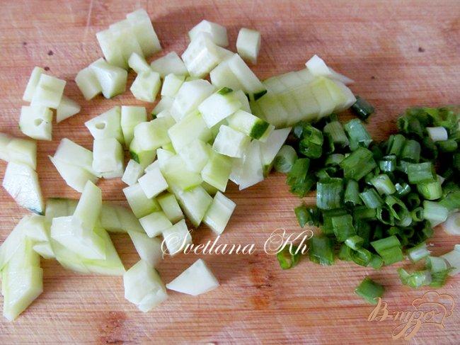 Фото приготовление рецепта: Гаспачо шаг №2