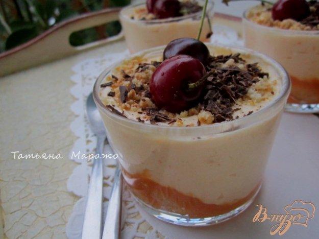 Рецепт Десерт с дыней