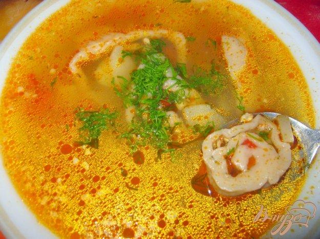 фото рецепта: Суп с