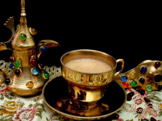 Фото приготовление рецепта: Кофе со специями шаг №4