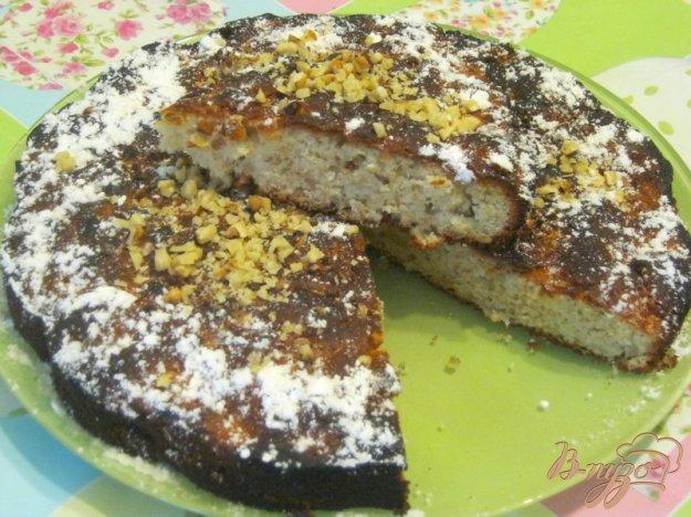Рецепт Медово-яблочный пирог