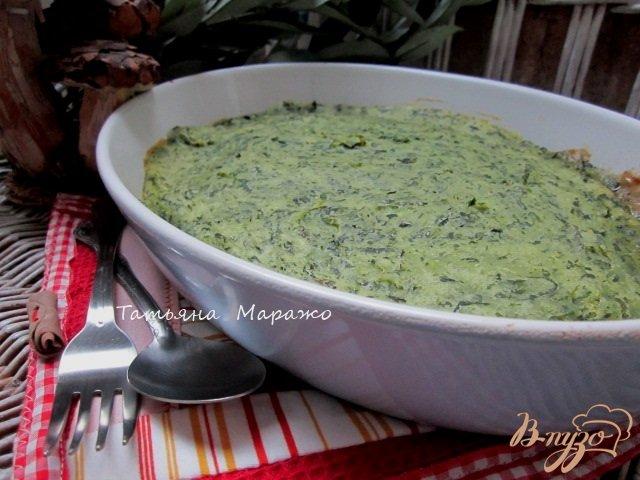 Фото приготовление рецепта: Картофельная запеканка Пармантье (Hachis parmentier) шаг №7