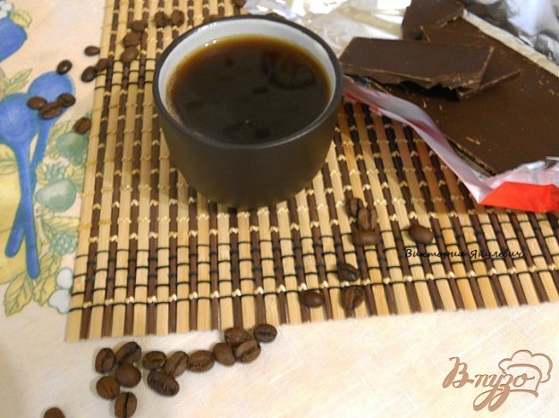Рецепт Заварной кофе с кордомоном