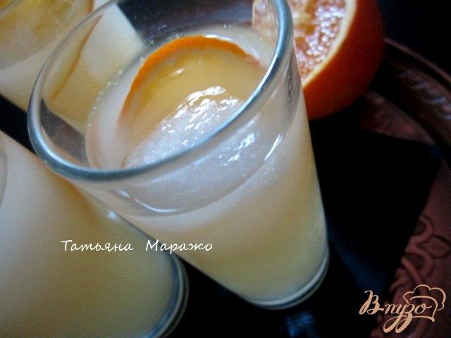 Фото приготовление рецепта: Апельсиновый квас шаг №6