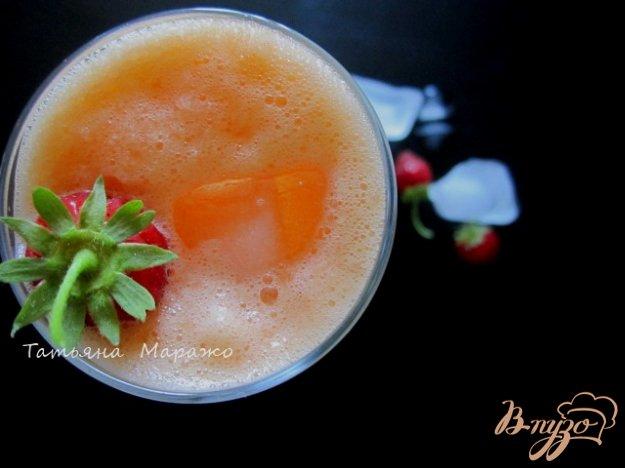 Рецепт Напиток из дыни и белого вина