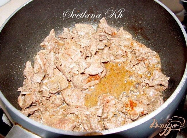 Фото приготовление рецепта: Искандер-кебаб шаг №3