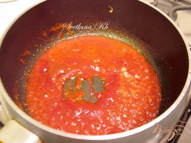 Фото приготовление рецепта: Искандер-кебаб шаг №5