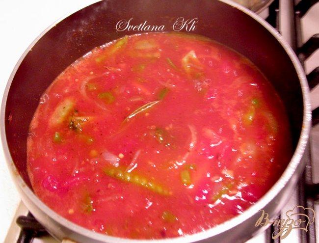 Фото приготовление рецепта: Энчилада шаг №3