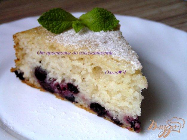 Пирог со смородиной рецепт пошаговый рецепт с