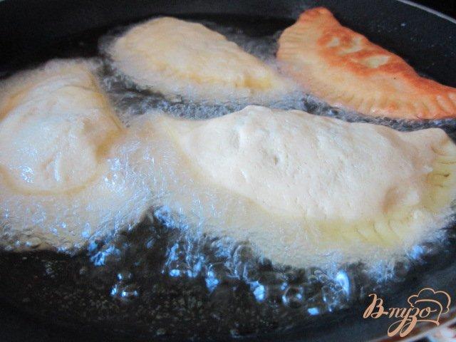Фото приготовление рецепта: Пирожки по-восточному ( 1 вариант) шаг №12