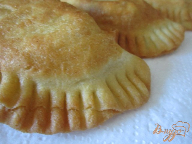 Фото приготовление рецепта: Пирожки по-восточному ( 1 вариант) шаг №13