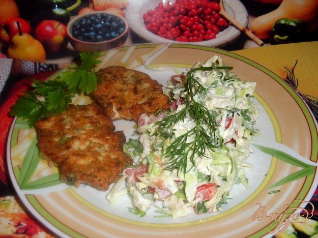Рецепт Котлеты куриные рубленные