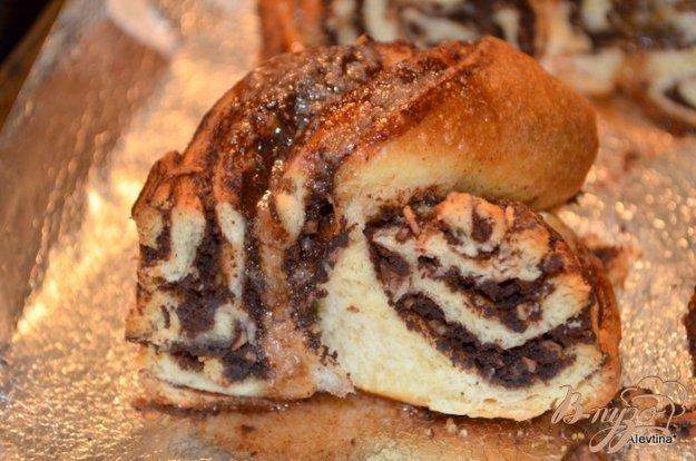 Рецепт Шоколадный сладкий рулет по-мексикански
