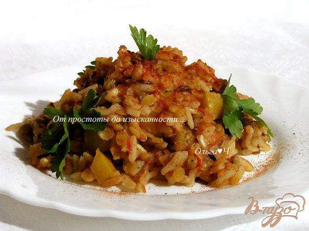 фото рецепта: Праздничная муджадара