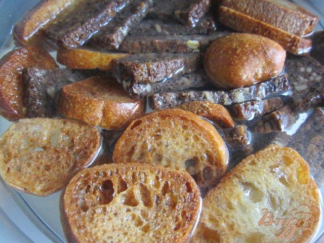 Фото приготовление рецепта: Хлебный квас шаг №2