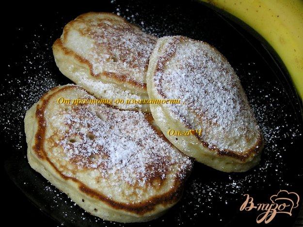 Рецепт Банановые панкейки