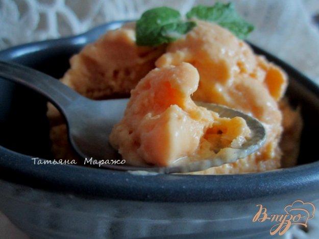 Крем-глясе з манго і йогуртом. Як приготувати з фото