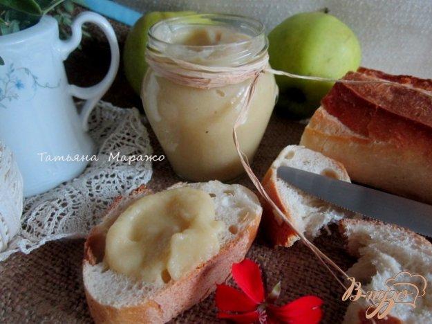 Рецепт Яблочная паста для завтраков