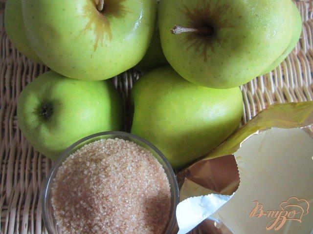 Фото приготовление рецепта: Яблочная паста для завтраков шаг №1