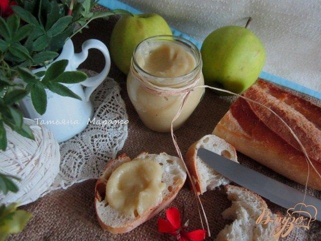 Фото приготовление рецепта: Яблочная паста для завтраков шаг №6