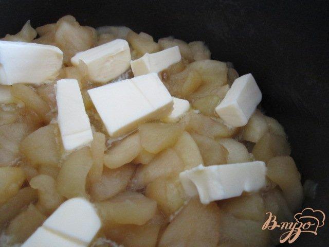 Фото приготовление рецепта: Яблочная паста для завтраков шаг №4