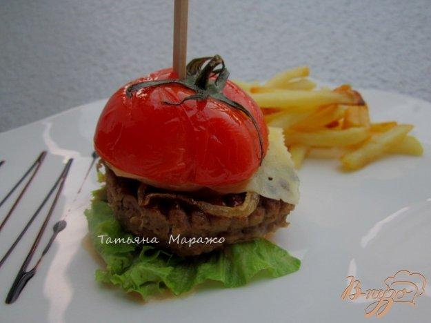 Рецепт Бургер по-новому