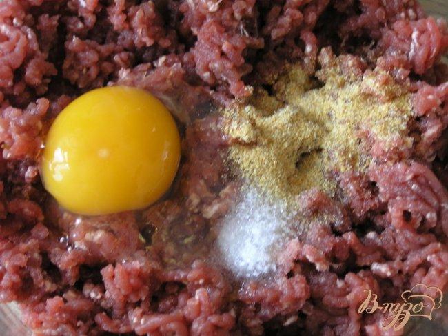 Фото приготовление рецепта: Суп с фрикадельками шаг №1