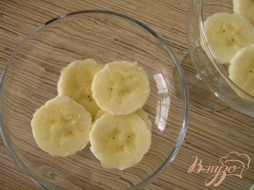 Бананы в сметанном креме