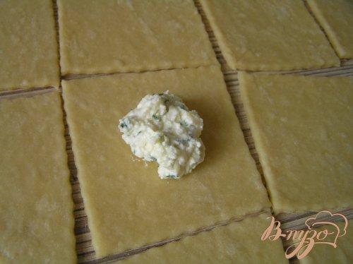 """""""Карамельки"""" с творожно-сырной начинкой"""