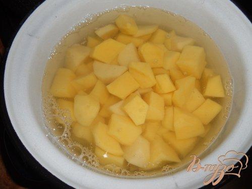 Картофельное пюре с маком