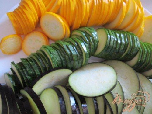 Овощная запеканка по-провансальски