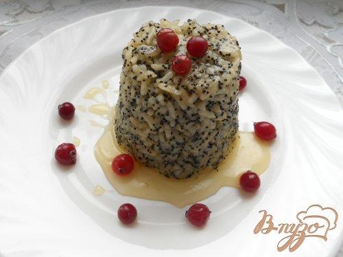 Рис с маком и специями