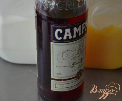 Коктейль с Кампари
