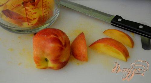 Персиковый коблер