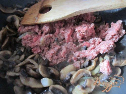 Картофельная запеканка Пармантье (Hachis parmentier)