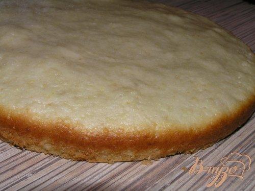 """Торт """"Шоколад и хурма"""""""