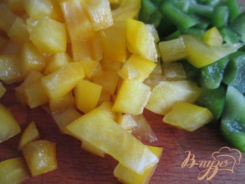 Гарнир из зеленой чечевицы