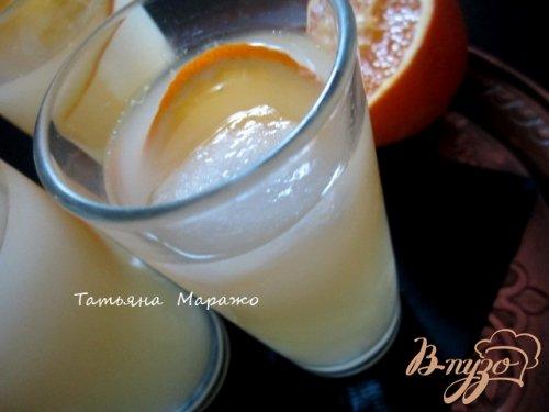 Апельсиновый квас