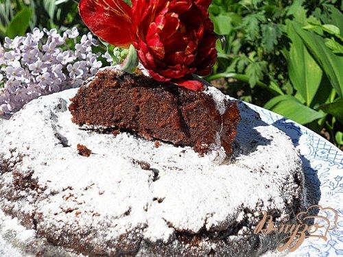 Неординарный шоколадный торт от мамы Джейми Оливера