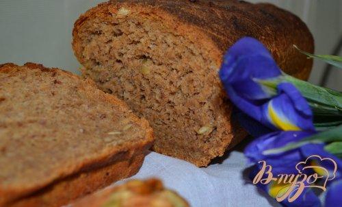 Хлеб с фасолью