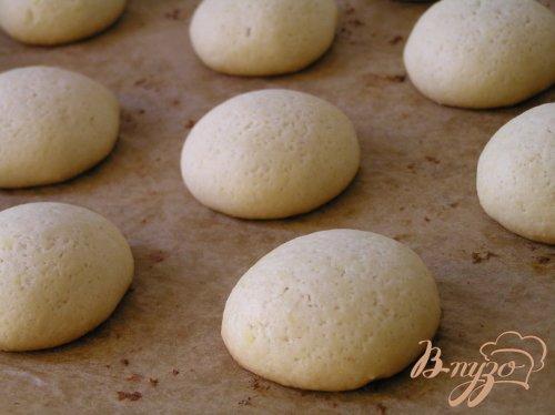Марокканское печенье с мятным сиропом
