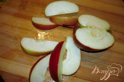 Котлеты из свинины с яблоком