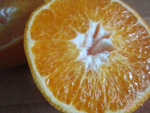 Морковно-апельсиновое пюре с имбирем