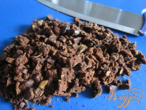 Вишневый десерт со взбитыми сливками