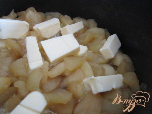 Яблочная паста для завтраков