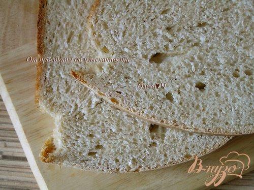 Молочный хлеб с отрубями